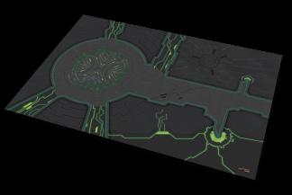 necron game mat