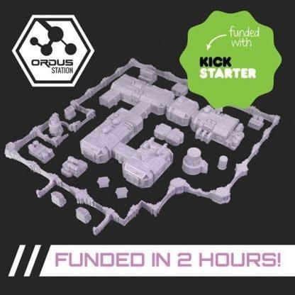 3D printed Terrain Kickstarter