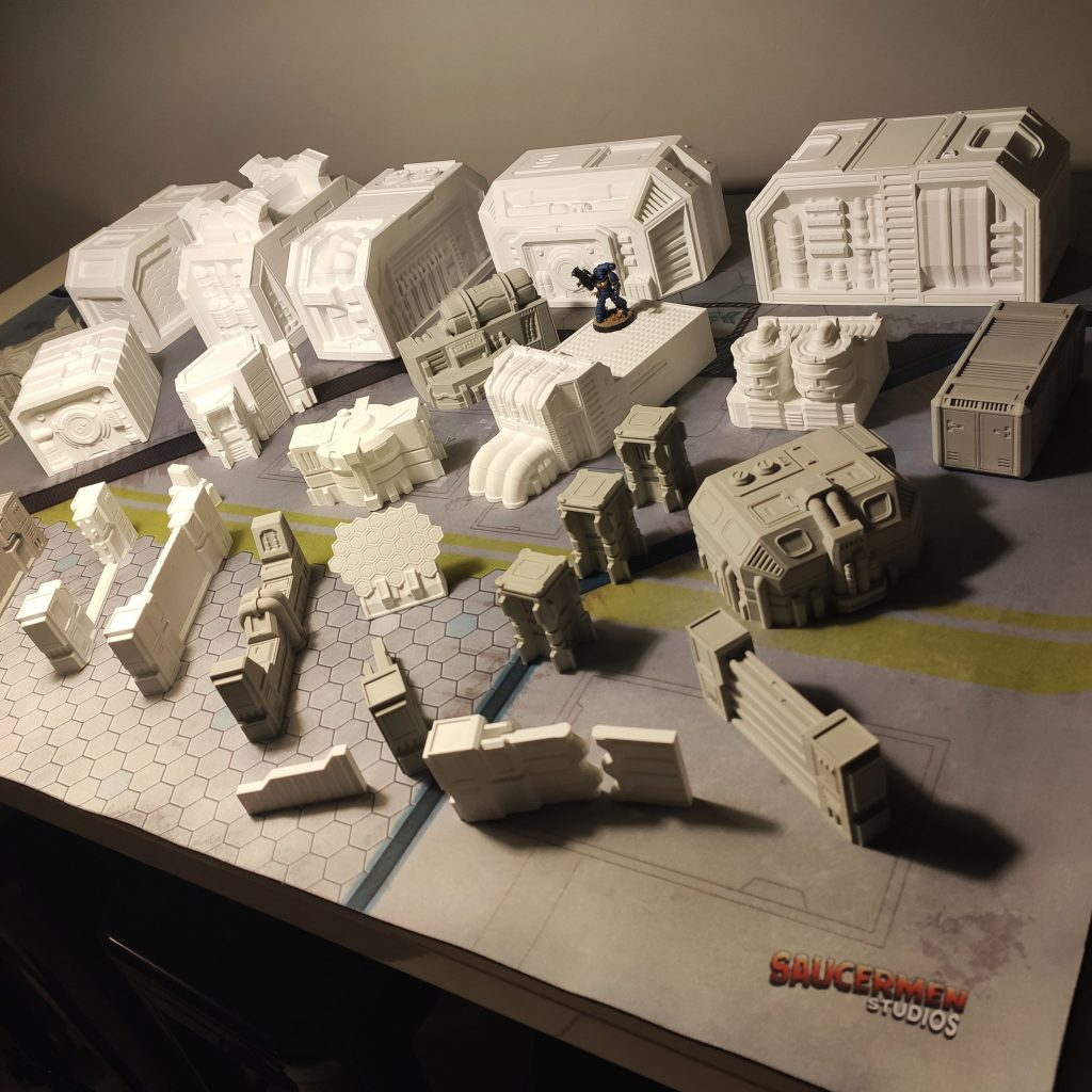 Get started 3D printing for tabletop terrain
